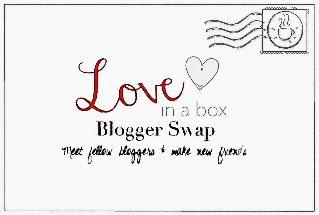 Love in a Box Blogger Swap