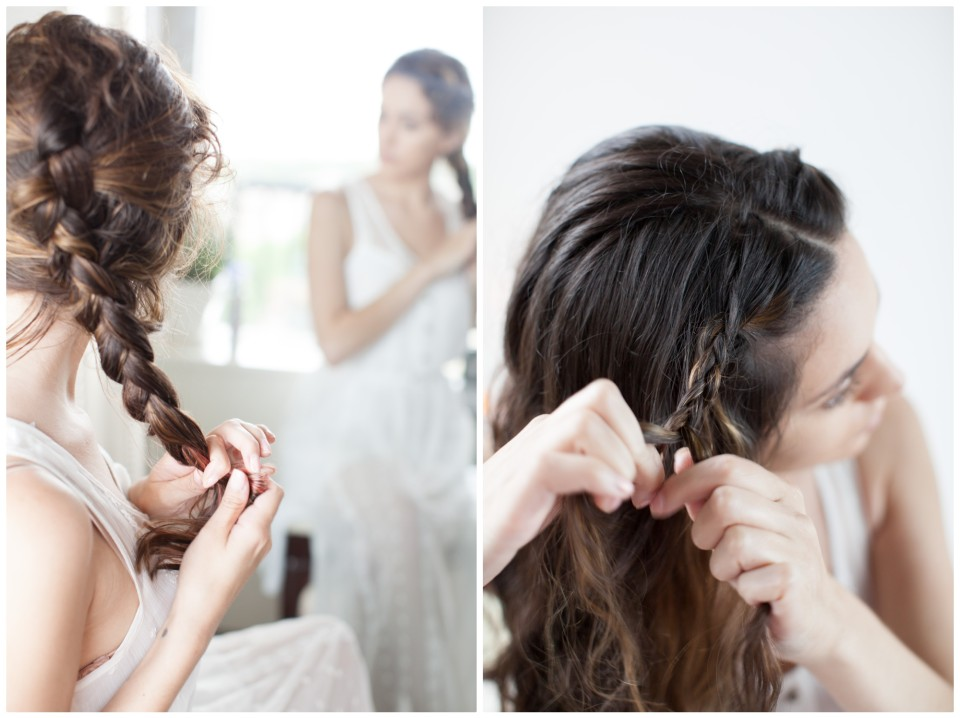 Carefree Boho Curls Hair Tutorial