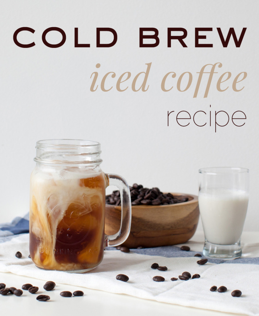 Cold Brew Coffee Recipe - Lush to Blush