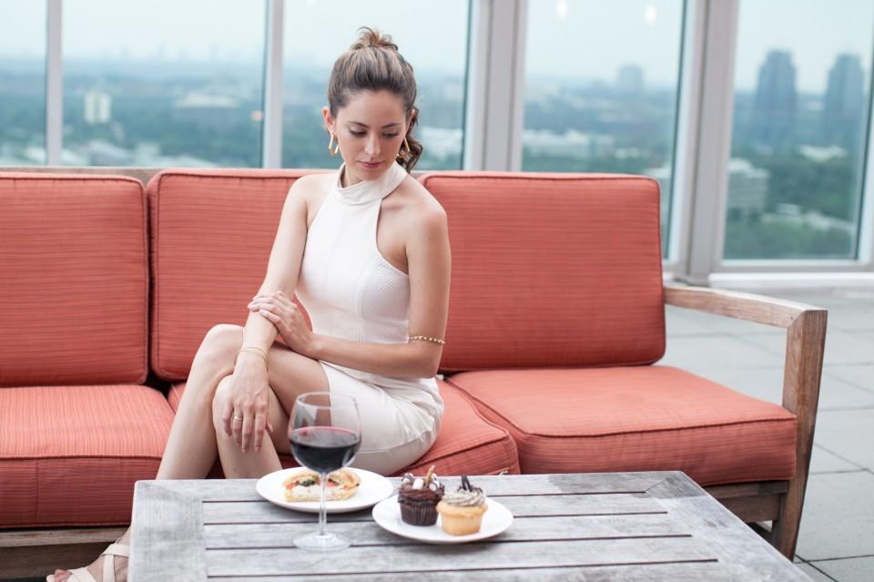 summer date night, lulu's, atlanta style series