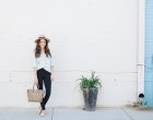 leggings, athleta, casual style, fall essentials, atlanta style blogger, celine