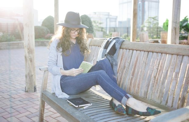 pops of plaid, casual style, fall style, miss me, sole society, chicwish, choies, hat, atlanta style blogger