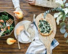 lulu and georgia, food styling, home decor, sponsored, lunch, lifestyle