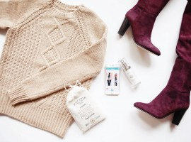 c. wonder sale, schermers pecans, westyle app, bareMinerals Biolucent Mineral Brightening Treatment, bare minerals, over the knee boots, burgundy boots, otk boots, giveaway