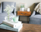 glade, hello spring, sponsored, home decor, faking spring, spring decor tips, candles, unbridled