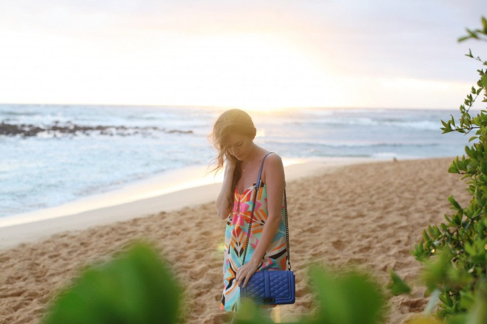 mosaic clothing boutique, rebecca minkoff, mara hoffman, kauai, hawaii, travel style, tropical style, colorful, bright